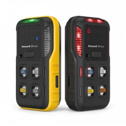 Detector Multigas BW Icon LIE/O2/CO/H2S - Referencia BWICON