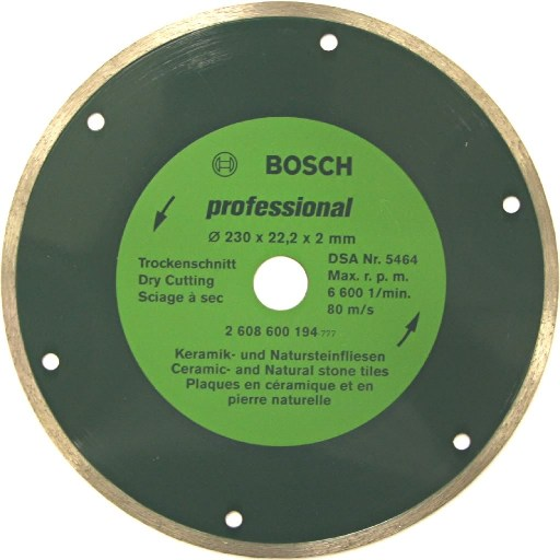Disco diamante Bosch Professional Ø115mm - FP universal - Referencia 2608600190