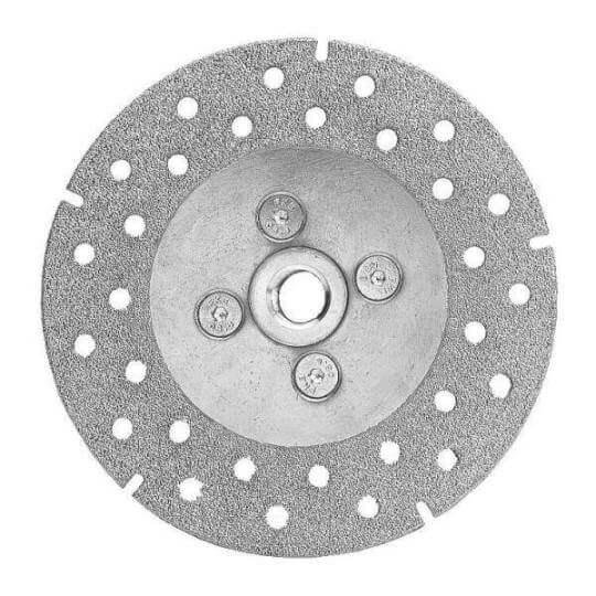 Disco de diamante SHAPER contorneado de Ø125mm - Referencia 21172