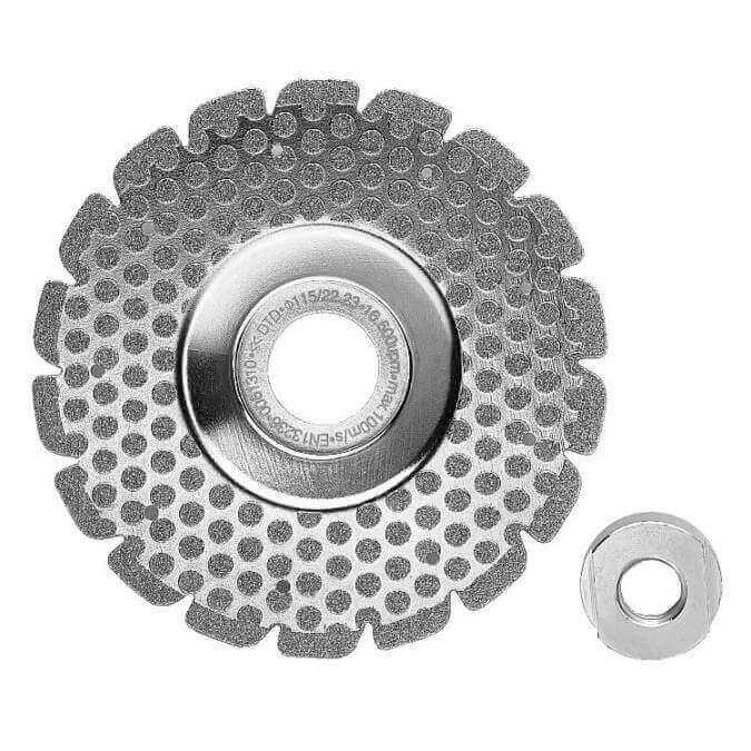 Disco de diamante multiuso IMCO MULTI+ de Ø115mm - Referencia 21161