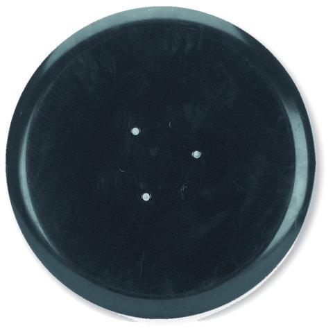 Disco metálico 50 cm. Rubi