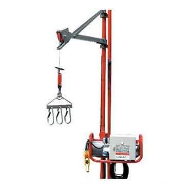 Elevador a cable para andamios Camac Minor Duplo con doble velocidad - 80kg