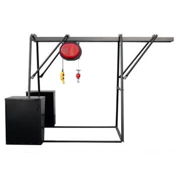 Elevador a cable Camac Minor Millennium Portico - 325kg
