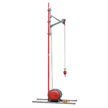 Camac Minor Millennium Base - Elevador a cable de 325kg