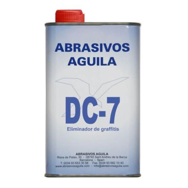 Limpiador de pintadas DC-7 de 1kg - Referencia 00558