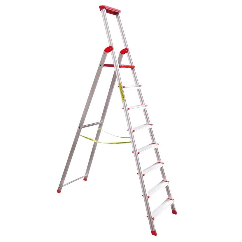 Escalera aluminio supra comprar online en c turr for Oferta escalera aluminio