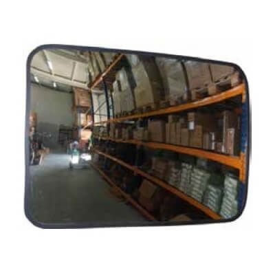 Espejo convexo de interior Mod. Leonardo de 40x60cm