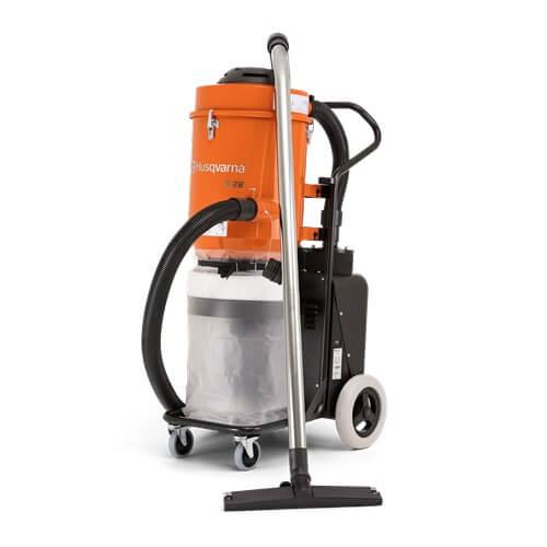 Extractor de polvo HEPA profesional Husqvarna S 26 - 400 m³/h