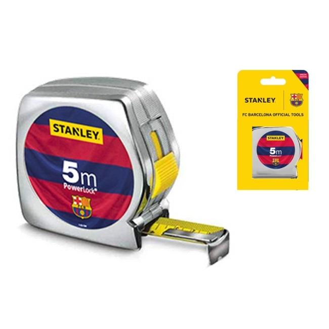 Flexómetro PowerLock 5m x 19mm Stanley - Edición limitada FCB - Referencia STHT0-36124