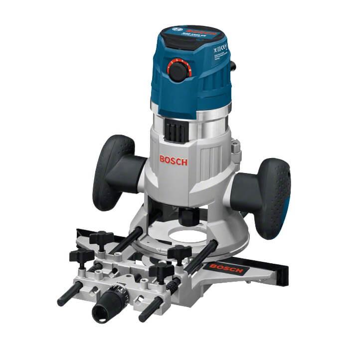 Fresadora multifuncional Bosch GMF 1600 CE Professional - 1.600W