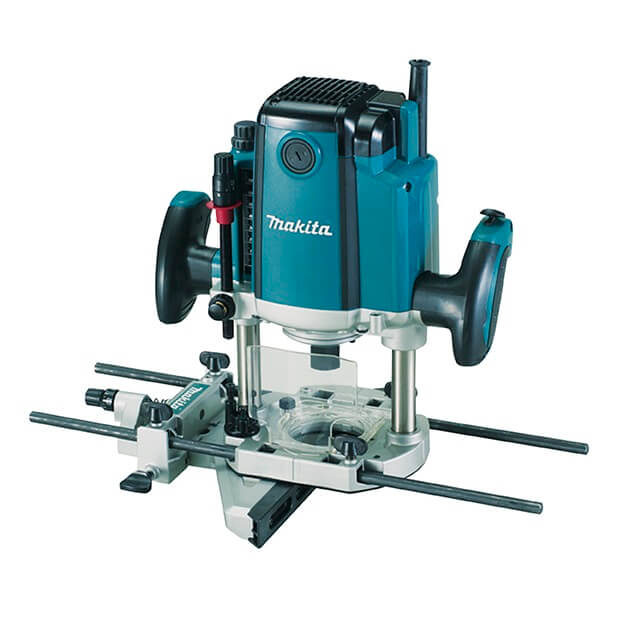 Fresadora de superficie Makita RP1800X de 12mm