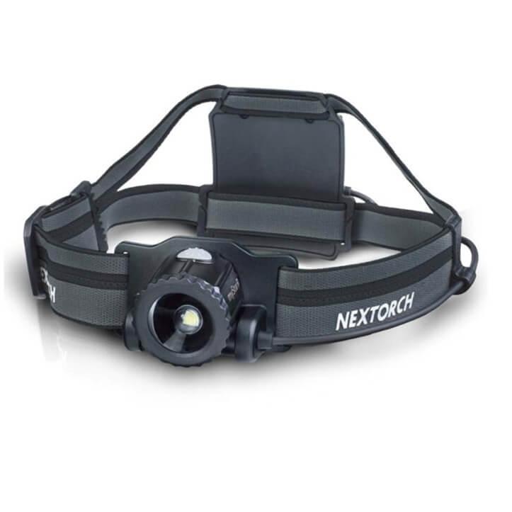 Linterna Frontal Led Nextorch MyStar con focus 360º - 550 lúmens