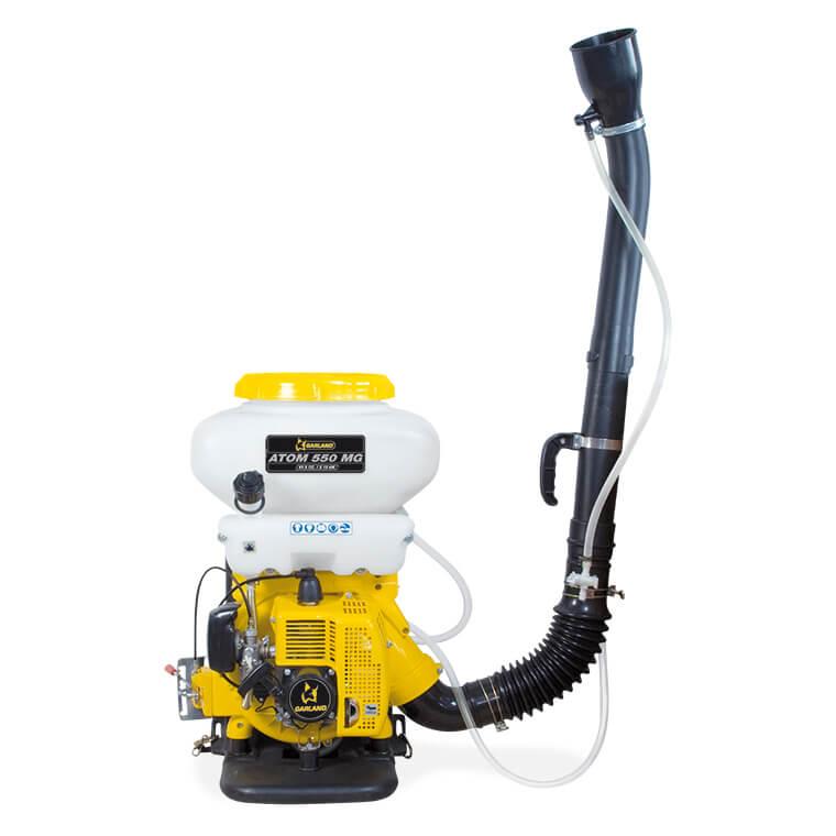Garland ATOM 550 MG - Fumigador a gasolina 2T de 41,5cc y 14 litros - Referencia 50A-0006
