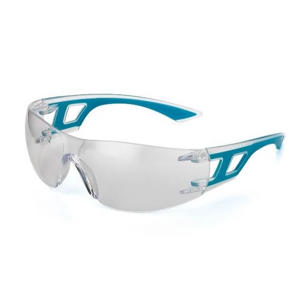 Gafas de ocular incoloro con patillas flexibles Mod. ARGON