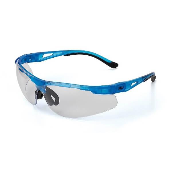 Gafas de ocular incoloro con patillas flexibles Mod. NEON