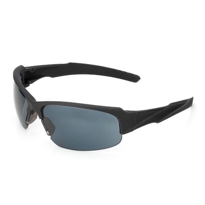 Gafas de ocular gris solar sin elementos metálicos