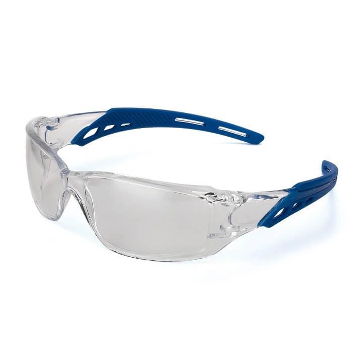 Gafas de ocular incoloro con patillas flexibles Mod. TALIO