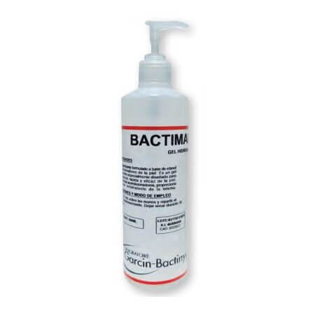 Gel desinfectante hidroalcohólico Bactimains GHA de 500ml