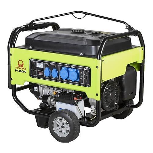 Generador Eléctrico Pramac PX10000 AVR - Monofásico