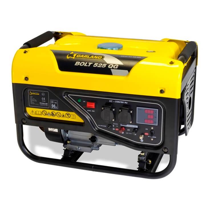 Generador Garland BOLT 525QG-V17 210cc 4T - Referencia 53-0019