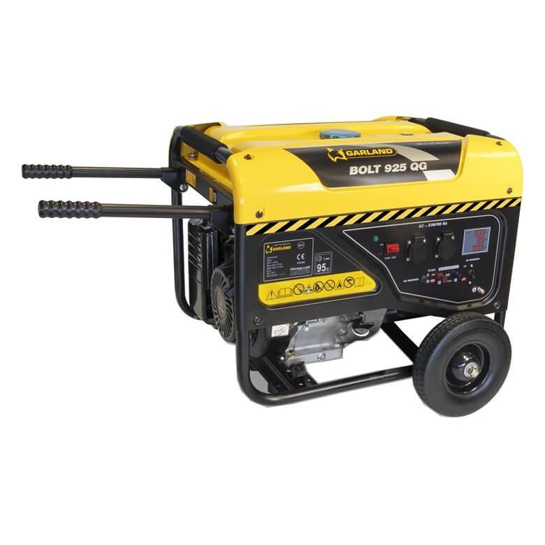 Generador Garland BOLT 925QG V20 4T AVR de 5,5kVA  - Referencia 53-0021
