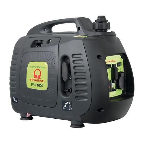 Pramac PMI 1000 - Generador Inverter 900W Monofásico - Referencia PR911SXIY00