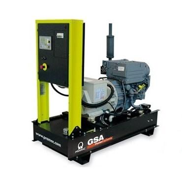 Pramac GSA 22 D Diesel MCP - Grupo electrógeno versión abierta
