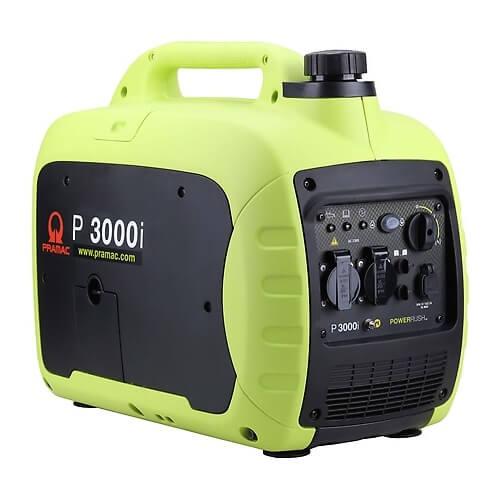 Pramac P3000i Inverter - Generador Eléctrico Monofásico