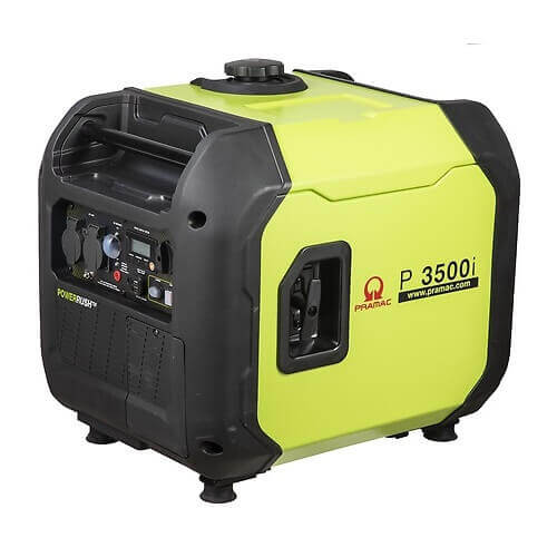 Pramac P3500i Inverter - Generador Eléctrico Monofásico - Referencia PF302SXB000