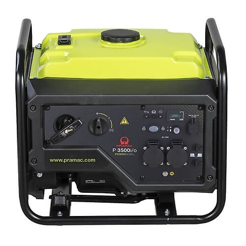 Pramac P3500i/o Inverter - Generador Eléctrico Monofásico - Referencia PF312SXI000