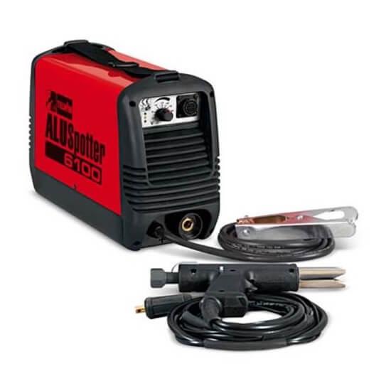 Generador para soldadura por puntos TelWin Aluspotter 6100