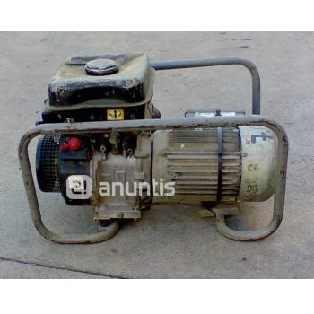 Grupo Electrógeno Bosch 2400W (Ocasión)