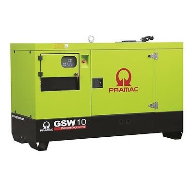 Grupo electrógeno Pramac GSW 10 Y Diesel MCP
