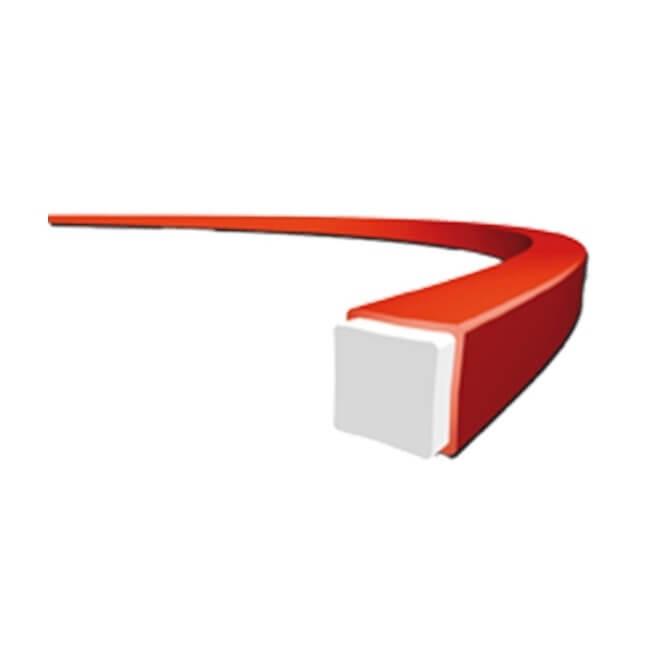 Hilo de nylon para desbrozadora Dolmar Square Trim Pro de 3mmx219m