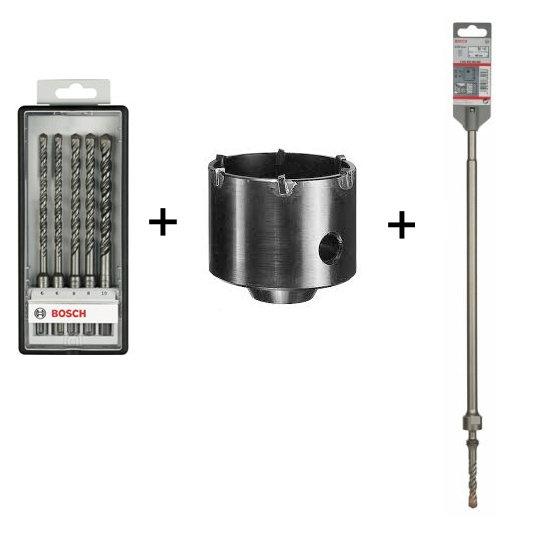 Lote Bosch Instalación aire acondicionado + Regalo bolsa deporte