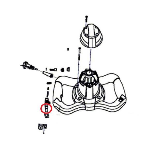 Interruptor 230V Rubi Rubimix-9