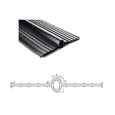 Junta dilatación de PVC con bulbo de 150mm (Bobina 25 metros) - Referencia SUIBUL150