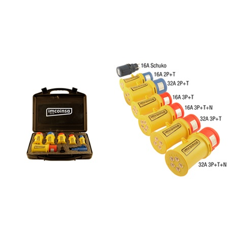 Kit power tester Imcoinsa