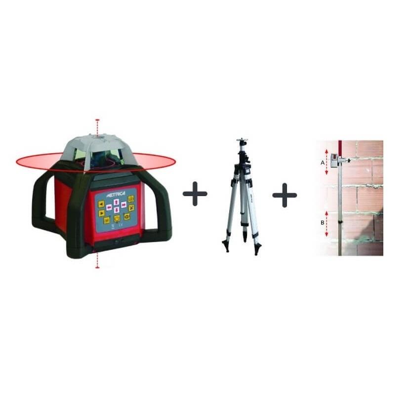 Kit Nivel láser rotativo Metrica Bravo