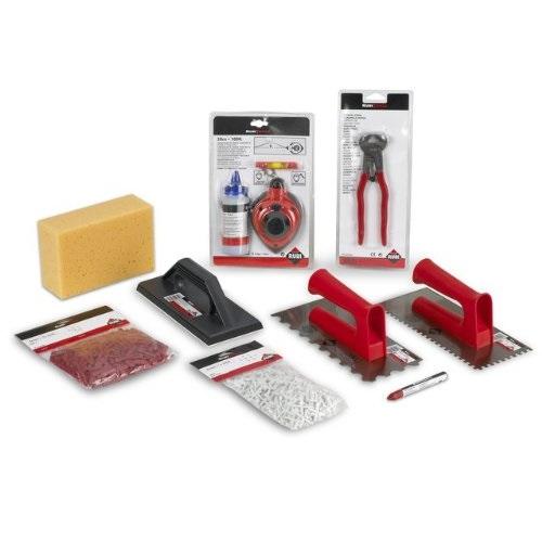 Kit accesorios colocador Rubi