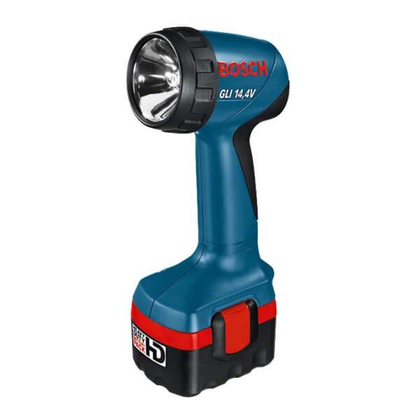 Lámpara a batería Bosch GLI 14,4 V Professional