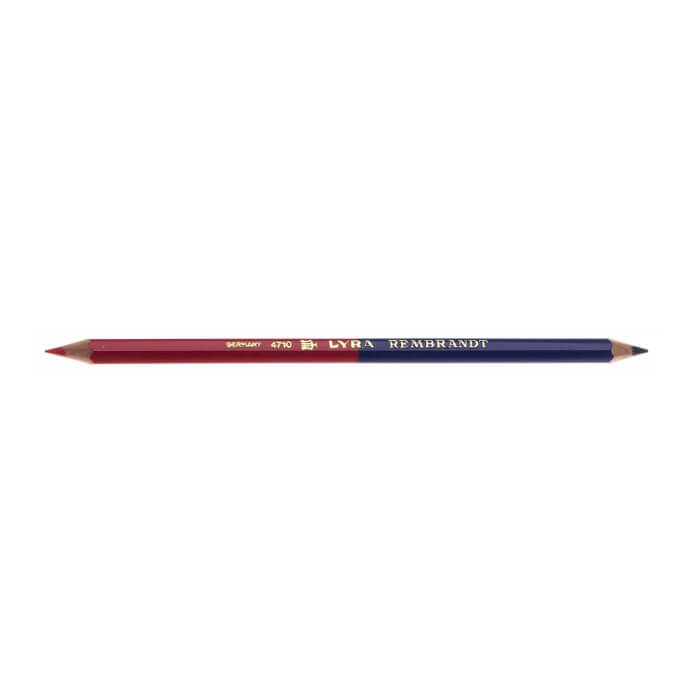 Lápiz profesional Bicolor Fino Lyra Rembrandt 4710 - Referencia 45002