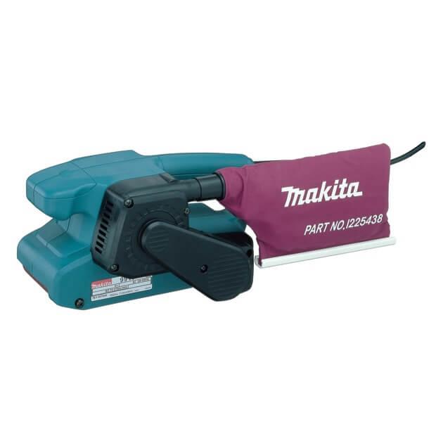 Lijadora de banda Makita 9910 de 76x457mm - Referencia 9910