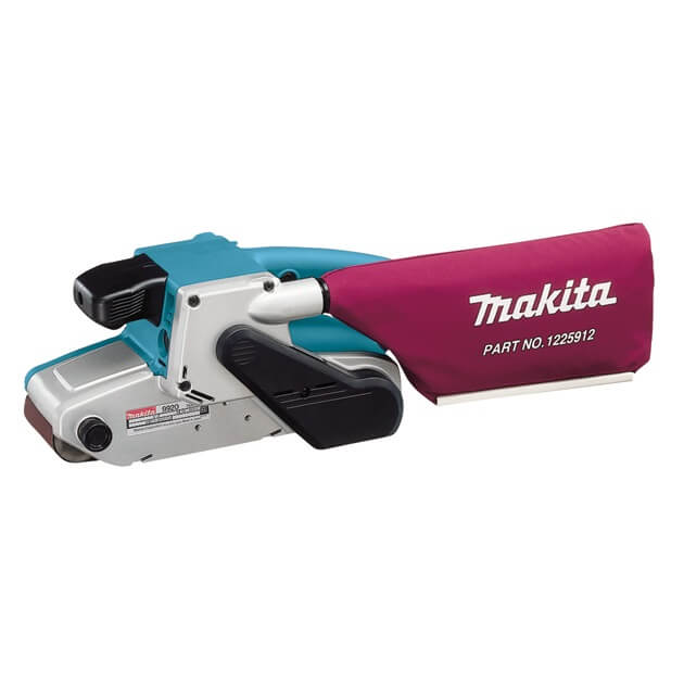 Lijadora de banda Makita 9920 de 76x610mm - Referencia 9920