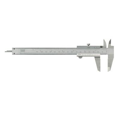 Pie de rey especial para zurdos - 150mm