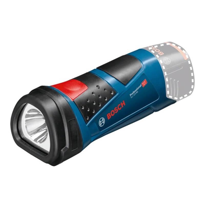 Linterna a batería Bosch GLI 12V-80 Professional