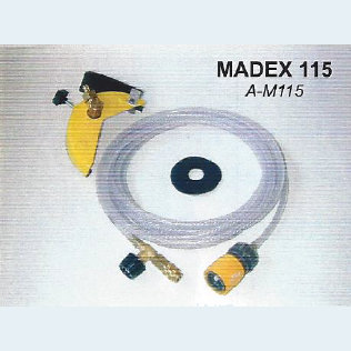 Protector antipolvo Madex 115