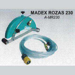 Protector antipolvo rozas con nivelador Madex 230