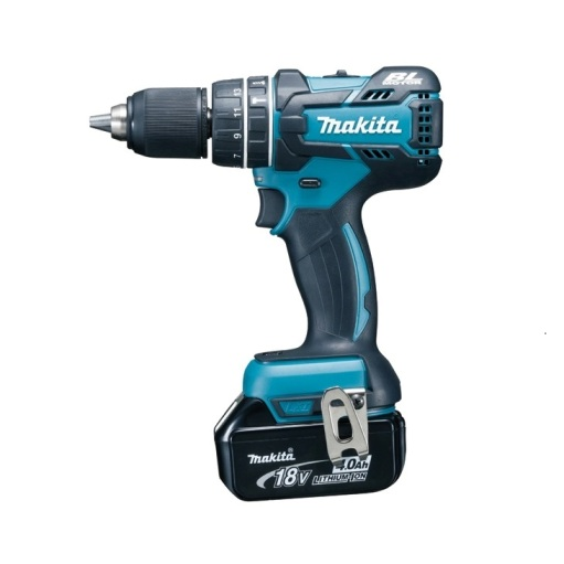 Taladro percutor Makita DHP480RME 18V Litio-ion