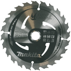 Disco sierras circulares Makita M-Force - 165x20mm 24 dientes